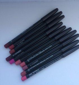 МАС цветные карандаши для губ