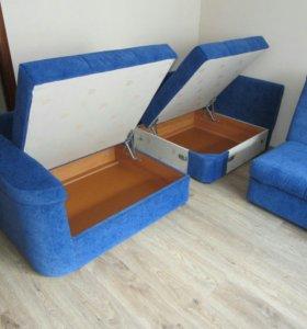 Угловой диван-кровать(трансформер)