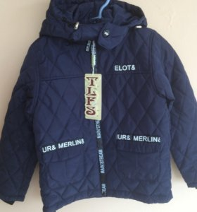 Новая весенняя куртка