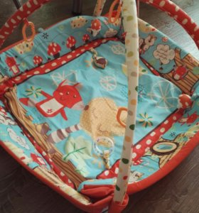Игровой коврик для малыша