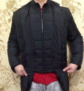 Куртка мужская. Alessandro Manzoni.оригинал