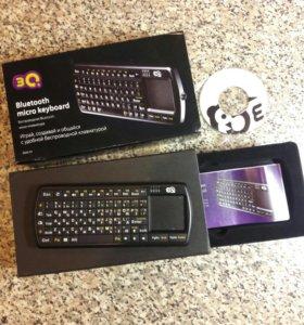 Беспроводная мини клавиатура 3Q