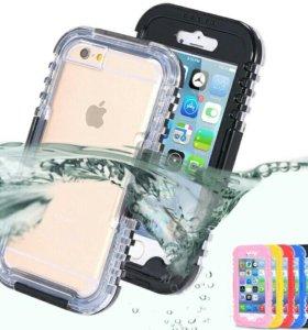 Чехлы водонепроницаемые на разные iPhone
