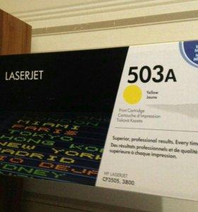 Картридж LaserJet 503A (Q7582A)