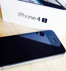 iPhone 4s 16 гб .