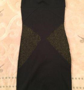 Платье стрейч, размер Xs