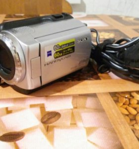 Видеокамера sony dcr-sr47
