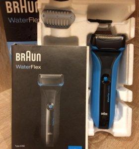 Электрическая бритва Braun WF2S blue