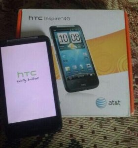Смартфон HTC inspire 4G at&t