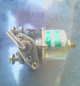 Плунжерный насос с дизельной горелки