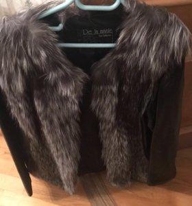 Женская куртка,жилет