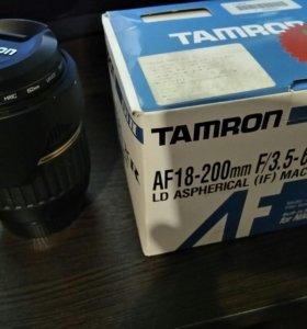 Tamron AF 18-200mm f/3.5-6.3 XR Di II Nikon