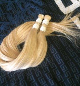 Продаю срез южно русских волос 60-65 см