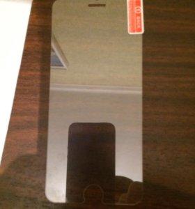 Защитные стекла и чехлы на Айфон 6