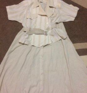 Костюм ( кофта+юбка )
