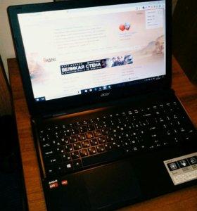 Мощный ноутбук Acer