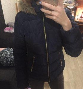 Куртка осенняя h&m
