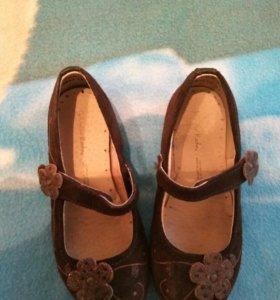 Туфли для девочки р. 28
