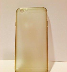 Чехол на Айфон 6 или 6s силиконовый
