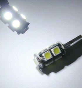 Лампы Т10 в габариты