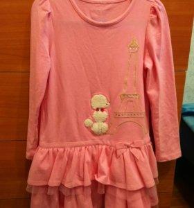 Платье Джимборри на 6 лет