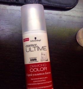 Спрей-блеск для волос Schwarzkopf Essence ULTIME