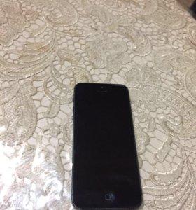 I-Phone 5 (16G)