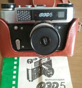 Фотоаппарат фед5