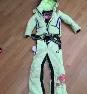 Горнолыжный костюм для девочки