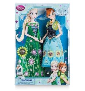 Набор кукол Эльза и Анна