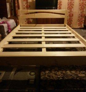 Кровать дачная