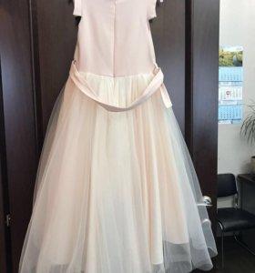 Платье для выпускного начальной школы