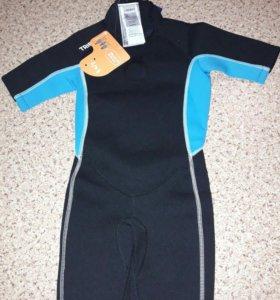 Новый детский гидрокостюм для плавания