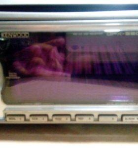 Магнитола 2DIN Kenwood CD MD DPX-5200M