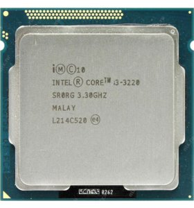 Intel Core I3-3220 LGA 1155