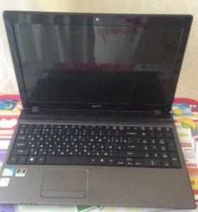 Acer с игровой видеокартой gf520 1gb