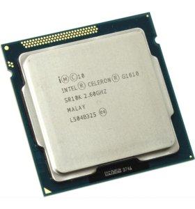 Intel® Celeron® Processor G1610  2M Cache, 2.60 GH