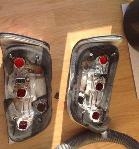 Задняя оптика БМВ Е36