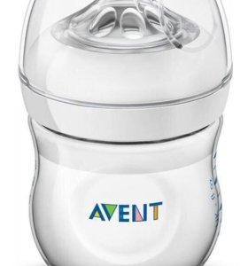 Детская бутылочка Avent 125 мл