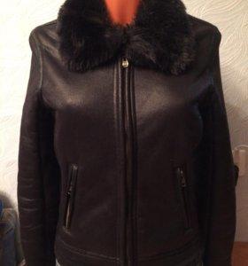 Дублёнка куртка р.44