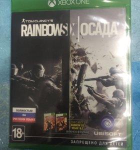 Tom Clancy's Rainbow Six: Осада для Xbox one