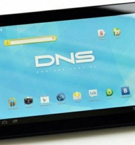 Планшет DNS AirTab MC1011 16 Гб 3G черный