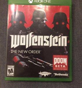 Wolfenstein xbox