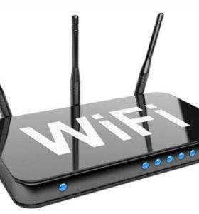 Настройка роутеров WiFi