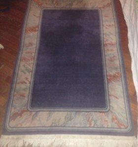 Шерстяной ковёр