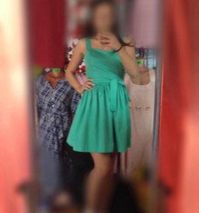 Новое платье .С подъюбником