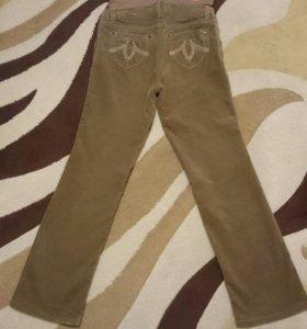 Велюровые брюки для беременных