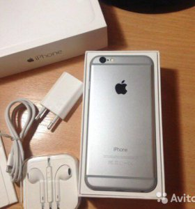 iPhone 6 Space Grey