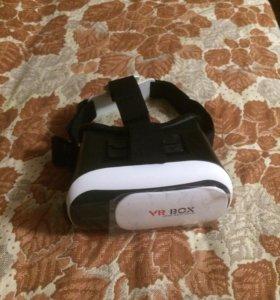 Очки виртуальной реальности 3D VR