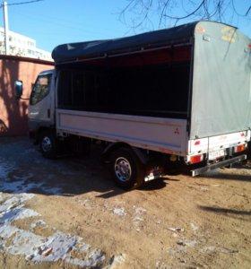 Услуги грузовика по городу и краю 2т 4WD